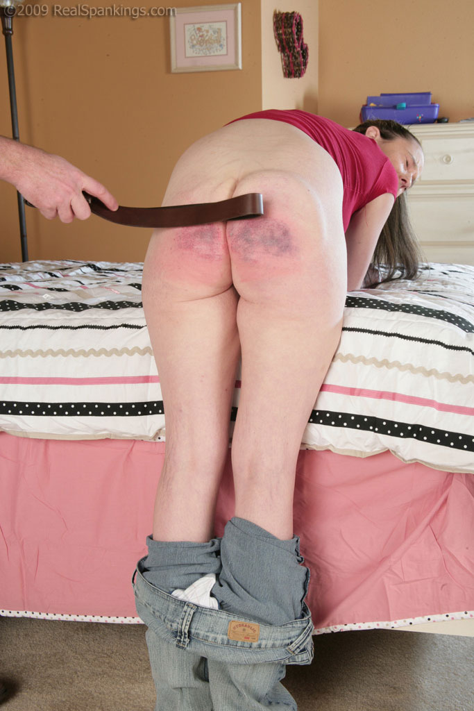 Opinion Bare bottom rubbing after spanking what necessary