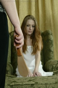 teen girl corporal punishment paddling
