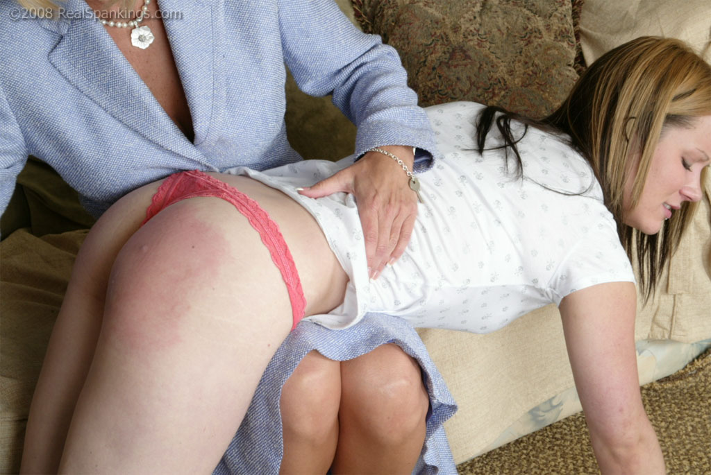 A good hard caning from miss sultrybelle