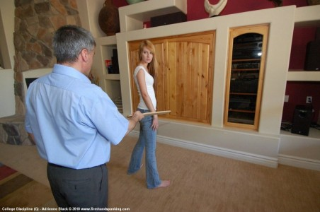 corporal punishment paddling