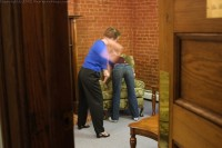 teen corporal punishment from mom