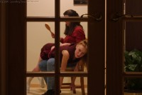 parents use corporal punishment at home