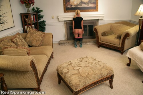 corporal punishment corner time
