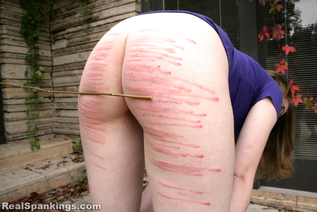 Spank wife with switch will